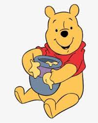 Winnie The Pooh With Honey Pot , Free Transparent Clipart - ClipartKey