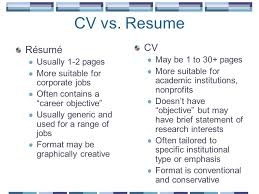 Cool Curriculum Vitae Vs Resume 52 With Additional Resume Templates with Curriculum  Vitae Vs Resume