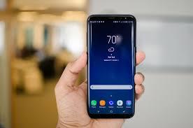 samsung galaxy smartphones. samsung galaxy s8 review: smartphone redemption smartphones c