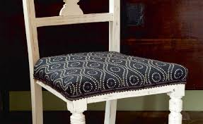 follow helaine clare s simple eight step plan to reviving a discarded dining chair using these basic upholstery techniques