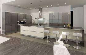 Trendy Contemporary Kitchen Islands Design Idea and Decors