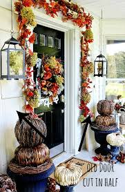 Small Picture Budget Fall Decorating Ideas For the Front Door Thistlewood Farm