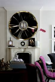 For Your Living Room The Most Beautiful Wall Mirror Designs For Your Living Room