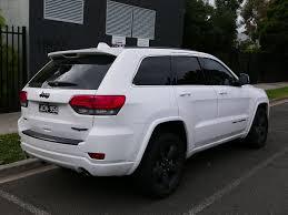 File:2014 Jeep Grand Cherokee (WK2 MY14) Blackhawk 3.6 4WD wagon ...