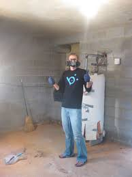 basement and getting rid of mold