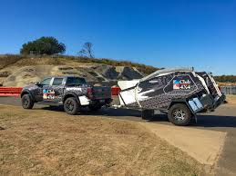 Ford Ranger Raptor Tow Review Club 4x4
