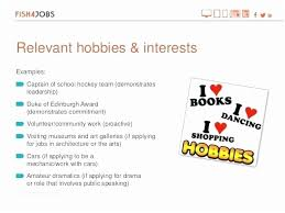 Interests On Resume Impressive Hobbies And Interests Resume Hobbies And Interests Foodcity