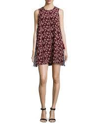 Eileen Fisher Organic Cotton Hemp Twist Sleeveless Dress