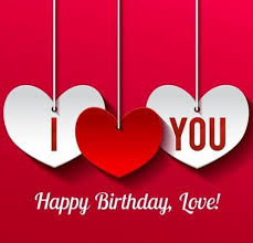 Happy Birthday Love Quotes Stunning Happy Birthday My Love Images Quotes Poems Letters For Him Her