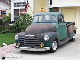 1951 Chevy/GMC pickup id 28573