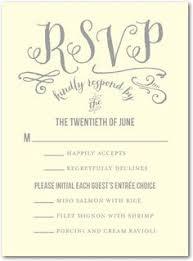 Response Cards For Weddings The Best Wedding Invitation Blog Wedding Reception Response Card