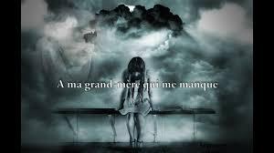 A Ma Grand Mère Qui Me Manque Mamie Je Taime