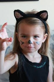 kids cat makeup for google search
