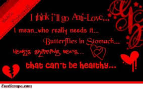 Anti Love Graphics And Gif Animation For Facebook Simple Anti Love Pictures Quotes