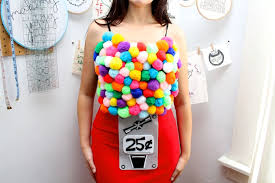 introduction gumball machine costume