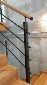 Sie geben sicherheit und halt und sind ausserdem auch ein wichtiges. Sailun Edelstahl Handlauf Gelander Mit 2 Pfosten Fur Brustung Treppen Balkon 100 Cm 2 Querstreben Handlaufe Baubedarf