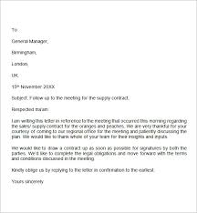 Resignation Letter Follow Up Resignation Letter After Job Interview