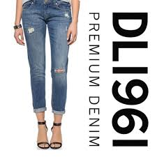 Dl1961 High Rise Skinny Jeans