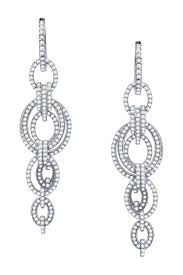 nordstrom chandelier earrings flora crystal chandelier