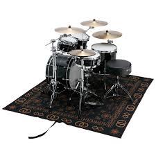 drum accessory tama oriental design drum rug 3