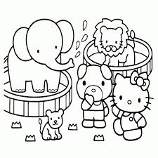 Beste Van Kleurplaat Hello Kitty Printen Krijg Duizenden