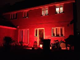 outdoor party lighting hire. birmingham outdoor lighting hire for garden party in out door d