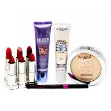 kit bo of maybelline loreal cosmetics