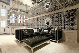 on art deco wallpaper ideas with art deco living room with carpet interior wallpaper in