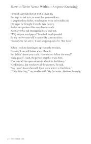 new mariscat publications a sample poem by douglas dunn
