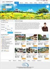 Web Templates For Real Estate Property Easy Branches