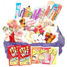 super deluxe retro sweets gift