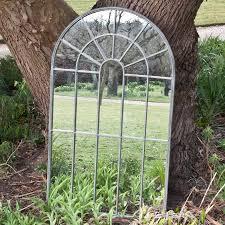 garden mirrors. Hyacinth Garden Mirror Mirrors E