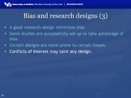 Bias In Research Design Class 2 Feb 7 2019 Bias Werner Ceusters Md Ppt Download