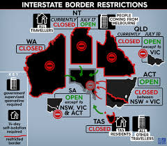Shutdowns, alerts and more rules: What Do Stage Three Lockdown Restrictions Mean For Melbourne