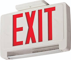 Lithonia Lrp Exit Lights Exit Signs And Combos Life Safety Lighting Acuity Brands
