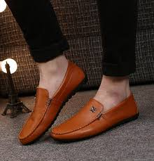 men driving lightweight mens slip on doug low soft leather shoes high quality brand shoes wedge shoes walking shoes from u shoes 16 02 dhgate com