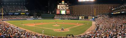 Seating Chart Camden Yards Baltimore Md Camden Yards Tickets And Seating Chart