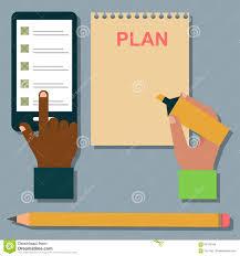 Vector Notebook Agenda Business Note Plan Work Reminder