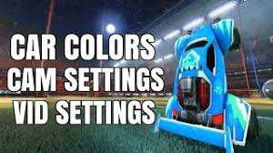 Not only will it help you maneuver around the field, but it can also help you keep track of where your enemies and teammates are. All My Rocket League In Game Settings Car Colors Camera Settings And Video Settings Youtube