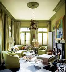 Living Room Best Design How To Do The Best Usage Of The Green Color On A Living Room Design