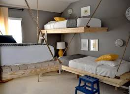 Beautiful Hanging Beds For Bedrooms Bed Frame P Perfect Design