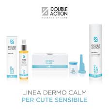 <b>DOUBLE ACTION</b>: dermo calm - per cute... - <b>Hair Company</b> ...