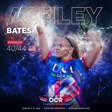 Ashley Bates, get ready to rep the USA... - OCR World Championships |  Facebook