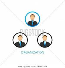 Commerce Org Chart Organization Chart Vector Photo Free Trial Bigstock