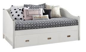 AddThis Sharing Buttons Gisele Full Size Daybed with Twin Trundle
