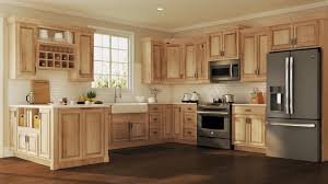 Natural Hickory Kitchen Cabinets Kitchens With Hickory Cabinets