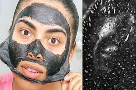 charcoal mask to remove blackheads