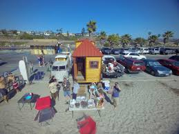 Small Picture Tiny House Beach Party Cardiff Beach California Tiny Treasure