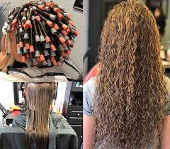 is spiral perm bad for your hair