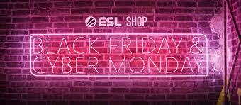 <b>Black</b> Friday at the <b>ESL</b> Shop | <b>ESLGaming</b>